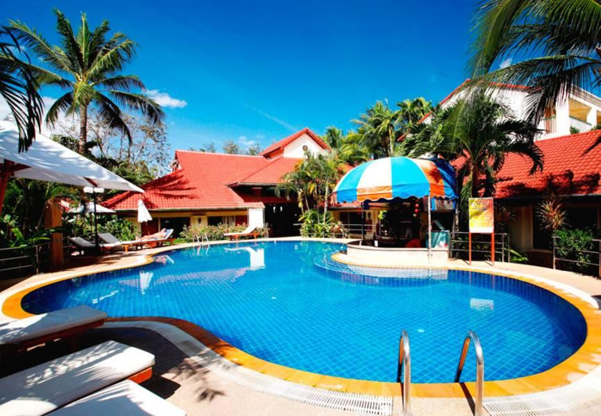 Holidays at Horizon Patong Beach Resort & Spa in Phuket Patong Beach, Phuket