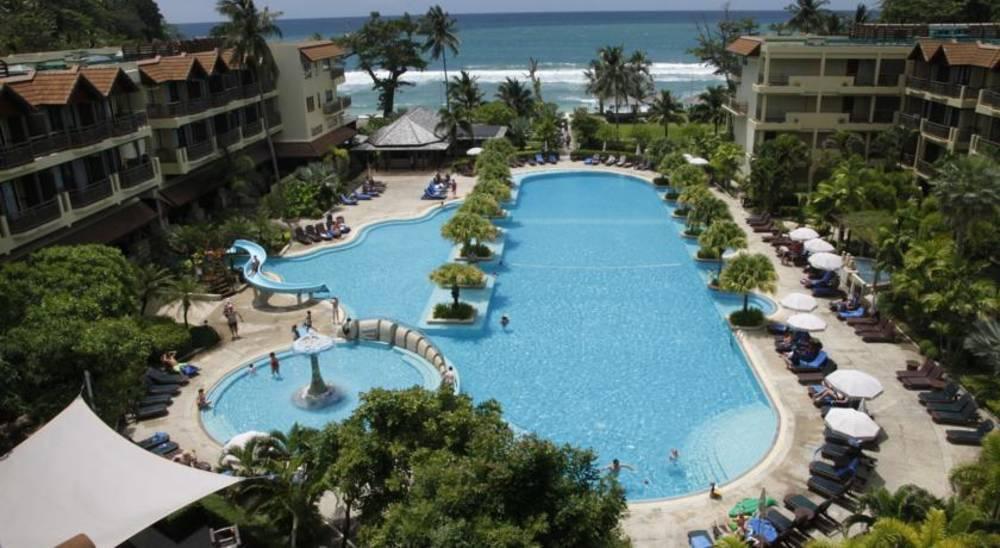 Holidays at Merlin Beach Resort Hotel in Phuket Patong Beach, Phuket