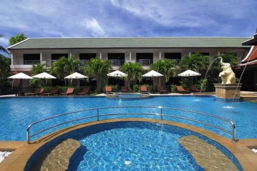 Holidays at Nipa Resort Hotel in Phuket Patong Beach, Phuket