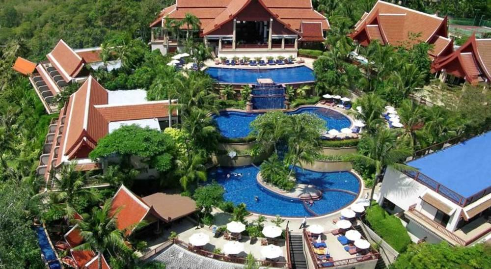 Holidays at Novotel Phuket Resort Hotel in Phuket Patong Beach, Phuket