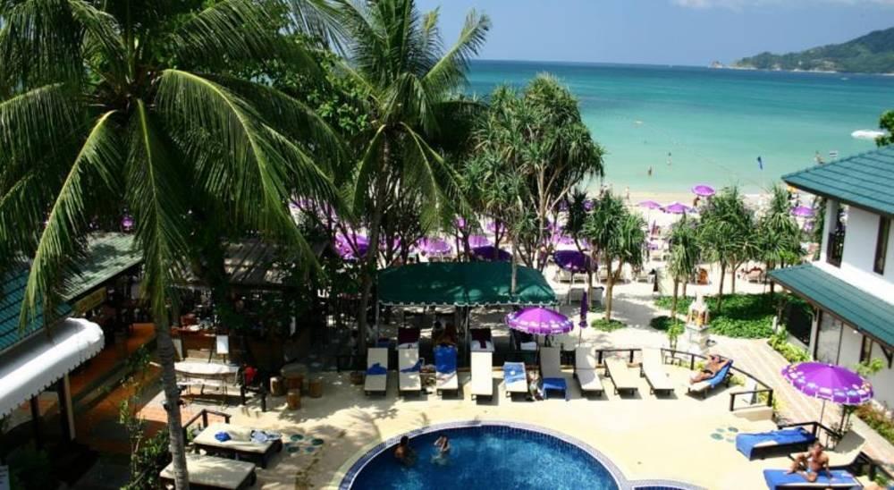 Holidays at Patong Bay Garden Resort Hotel in Phuket Patong Beach, Phuket