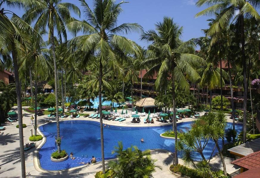 Holidays at Patong Merlin Hotel in Phuket Patong Beach, Phuket