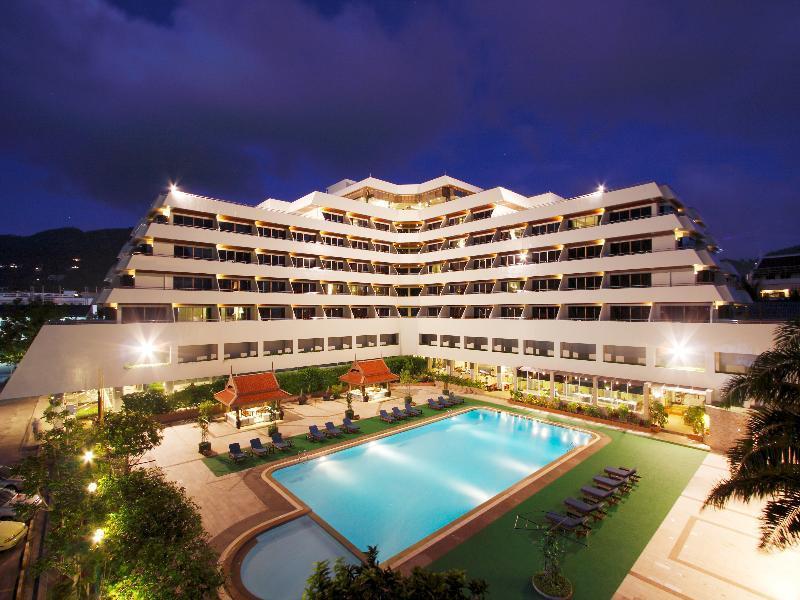Holidays at Patong Resort Hotel in Phuket Patong Beach, Phuket