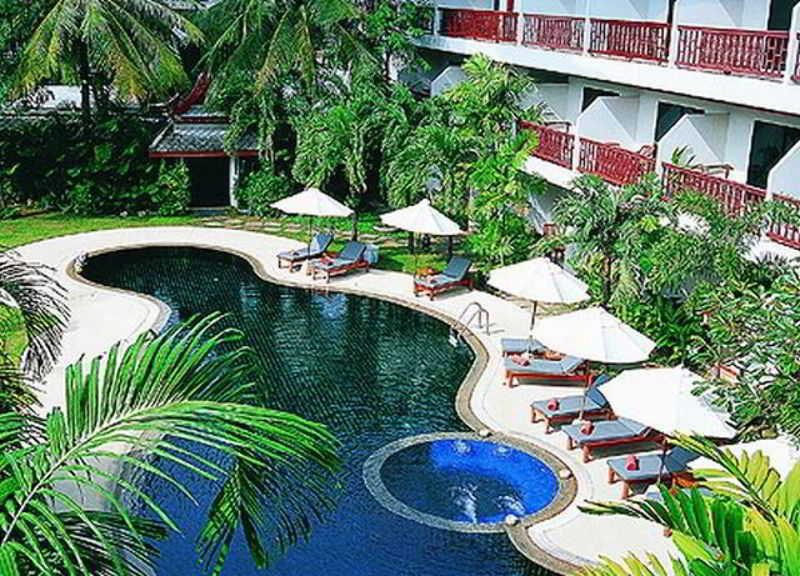 Holidays at Salathai Resort in Phuket Patong Beach, Phuket