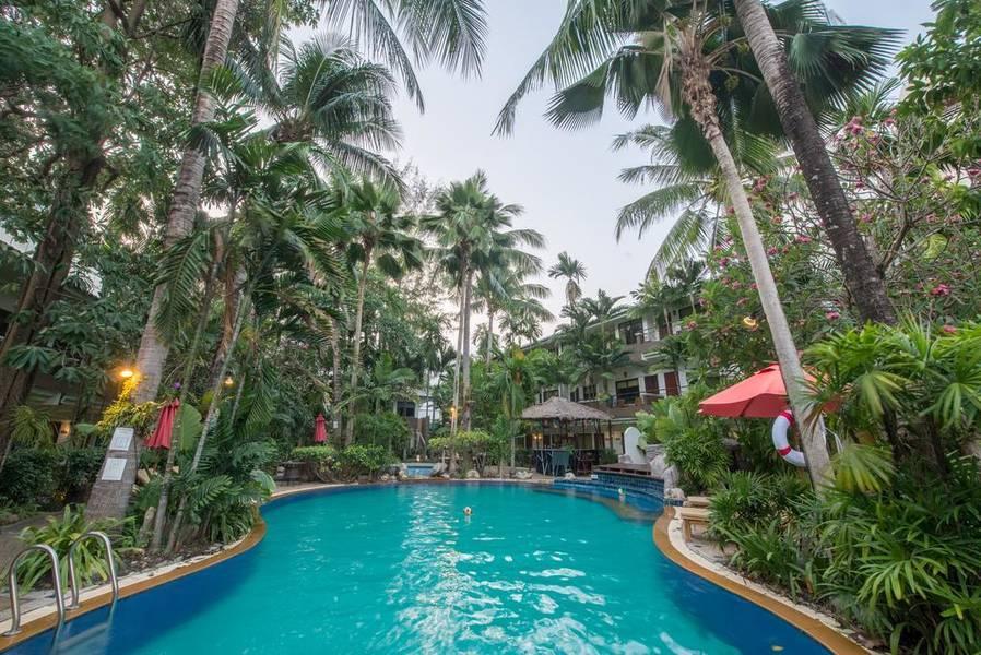 Holidays at Viridian Resort in Phuket Patong Beach, Phuket