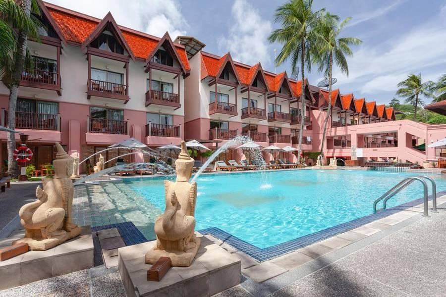 Holidays at Seaview Patong Hotel in Phuket Patong Beach, Phuket