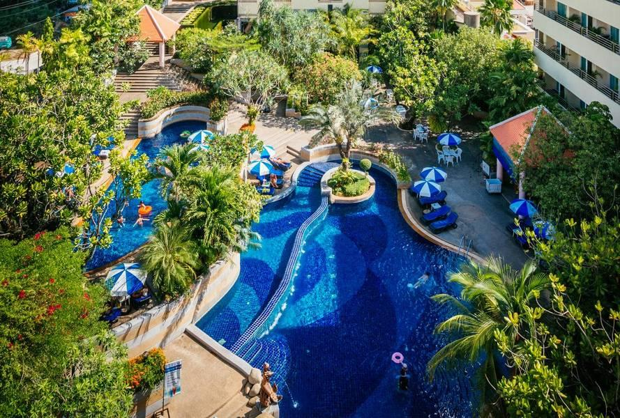 Holidays at Royal Paradise Hotel & Spa in Phuket Patong Beach, Phuket
