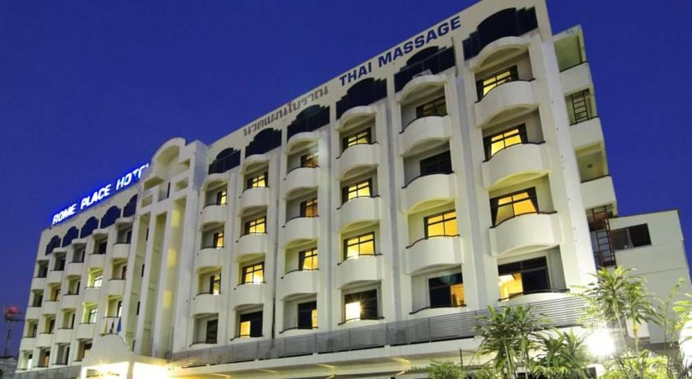 Holidays at Rome Place Hotel in Phuket Town, Phuket