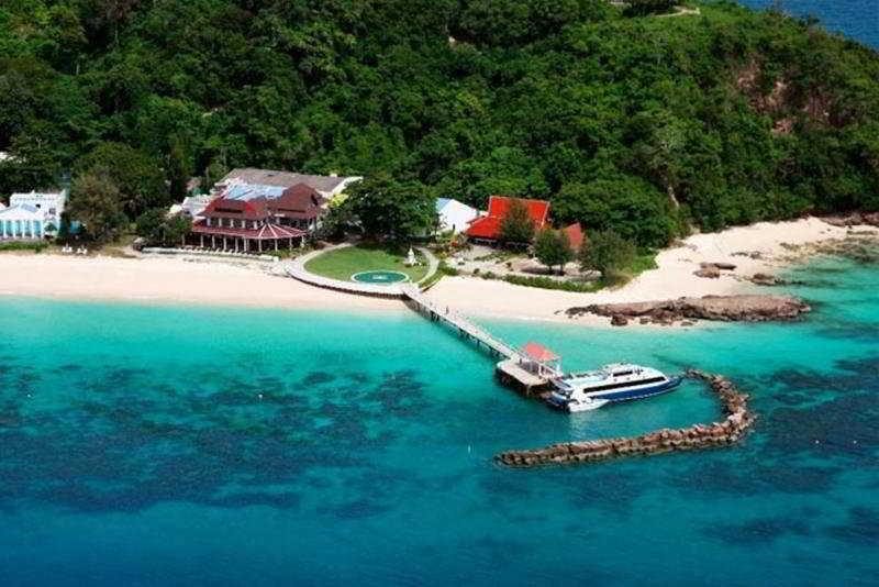 Holidays at Honeymoon Private Island Hotel in Phuket Town, Phuket