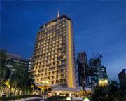 Holidays at Dusit Thani Hotel in Bangkok, Thailand