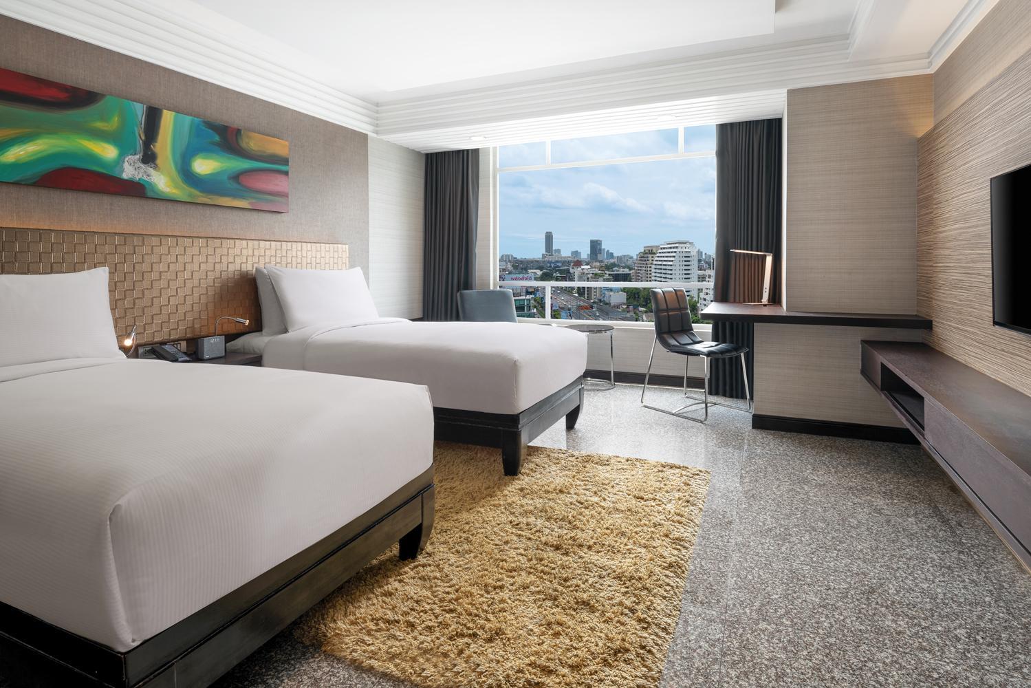 Holidays at DoubleTree by Hilton Bangkok Ploenchit in Bangkok, Thailand