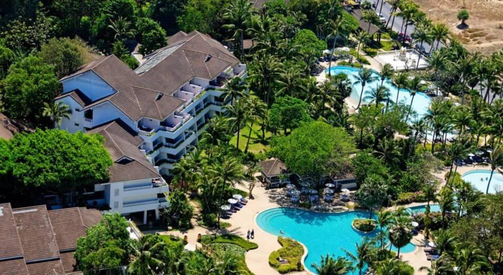 Holidays at Thavorn Palm Beach Phuket Hotel in Phuket Karon Beach, Phuket