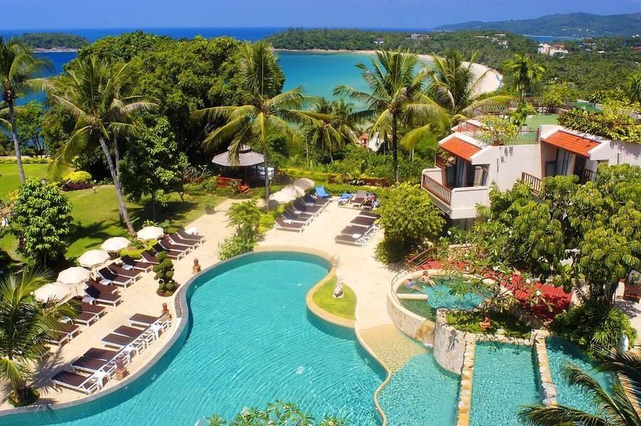 Holidays at Andaman Cannacia Resort And Spa Hotel in Phuket Kata Beach, Phuket