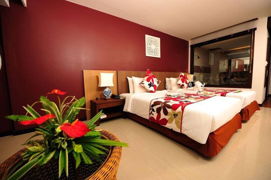 Andaman Cannacia Resort Spa Phuket Thailand