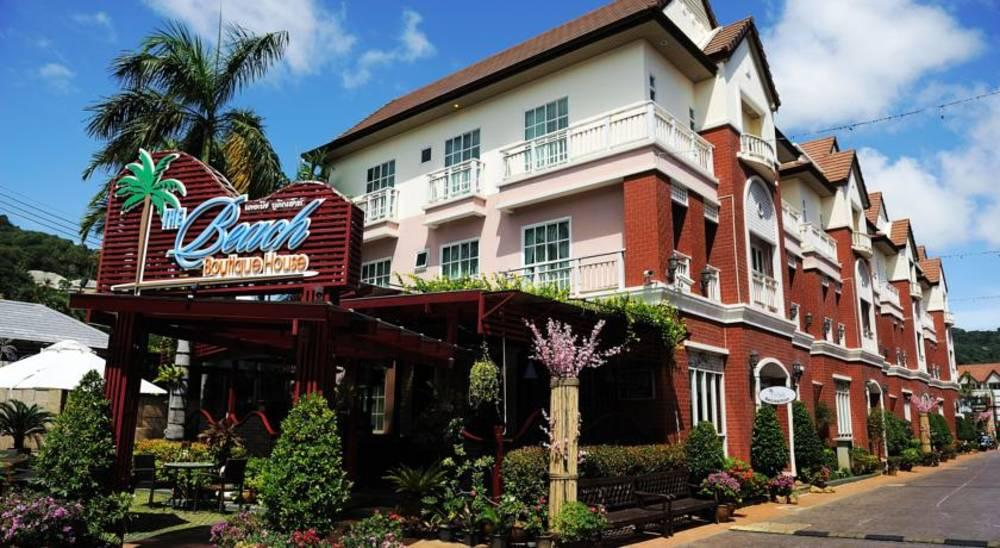 Holidays at Beach Boutique House Hotel in Phuket Kata Beach, Phuket