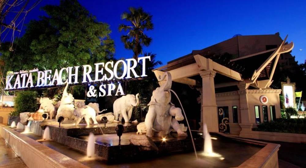 Holidays at Kata Beach Resort & Spa Hotel in Phuket Kata Beach, Phuket