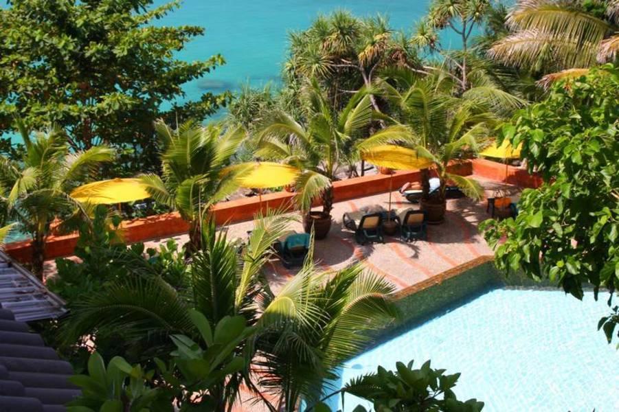 Holidays at Mom Tri's Villa Royale Hotel in Phuket Kata Beach, Phuket