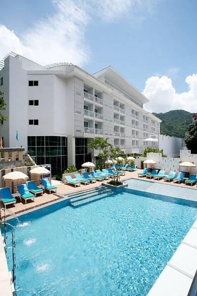 Holidays at Peach Hill Hotel And Resort in Phuket Kata Beach, Phuket