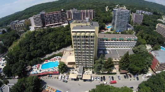 Holidays at Shipka Hotel in Golden Sands, Bulgaria