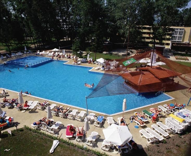Holidays at Pomorie Hotel in Sunny Beach, Bulgaria