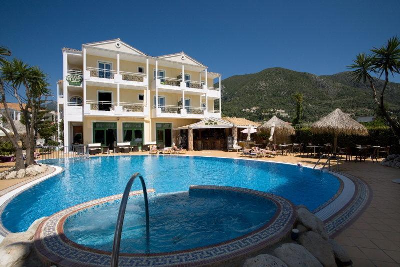 Holidays at Lefko Hotel in Nidri, Lefkas
