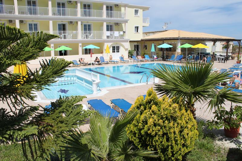 Holidays at Little Prince Apartments in Agios Stefanos North West, Corfu