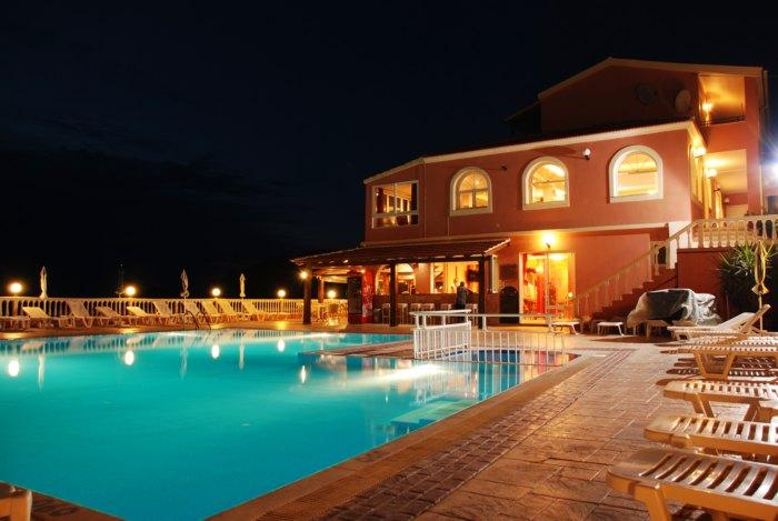 Holidays at Romanza Hotel in Agios Stefanos North West, Corfu