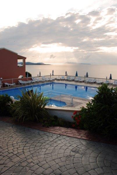 Romanza Hotel Agios Stefanos North West Corfu Greece Book Romanza Hotel Online