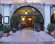 Holidays at Centrale Hotel in Riva del Garda, Lake Garda