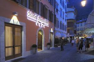 Holidays at Antico Borgo Hotel in Riva del Garda, Lake Garda