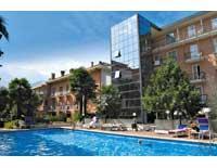 Holidays at La Perla Hotel in Riva del Garda, Lake Garda