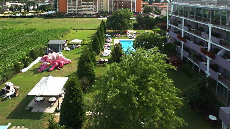 Holidays at Ambassador Hotel and Suites in Riva del Garda, Lake Garda