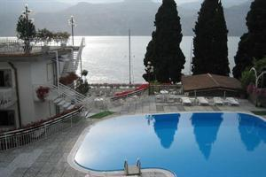 Holidays at Excelsior Bay Hotel in Malcesine, Lake Garda