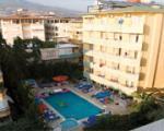 Holidays at Alin Hotel in Alanya, Antalya Region