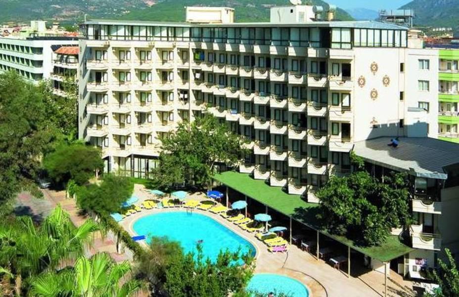 Holidays at Monte Carlo Hotel in Alanya, Antalya Region