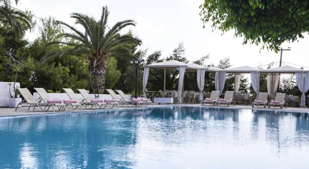 Holidays at Princess Hotel in Lassi, Kefalonia