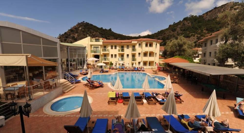 Holidays at Belcehan Deluxe Hotel in Olu Deniz, Dalaman Region