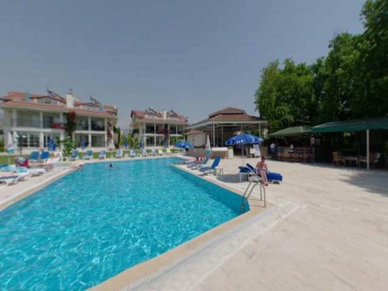 Holidays at Kaan Hotel in Calis Beach, Dalaman Region