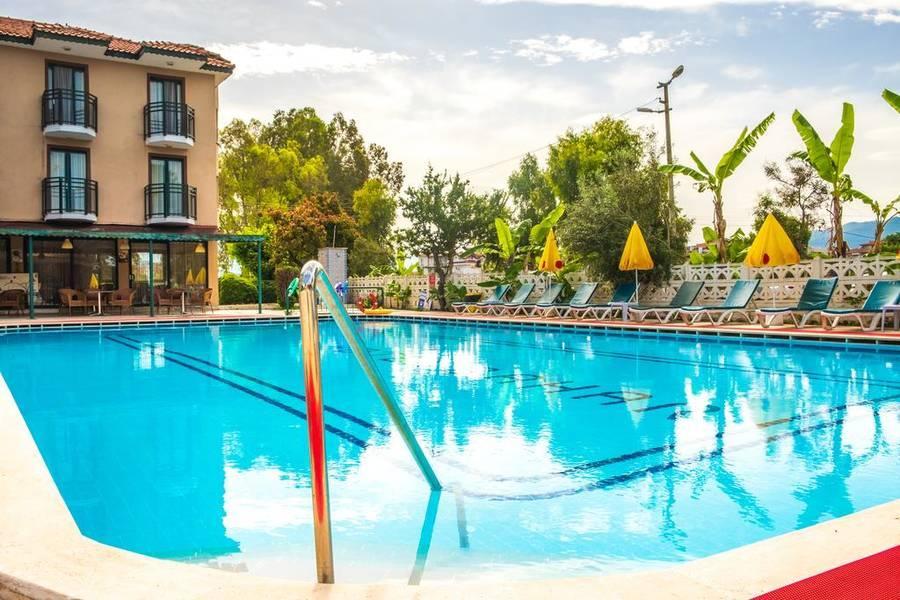 Holidays at Bahar Hotel in Calis Beach, Dalaman Region