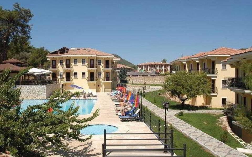 Grove Hotel, Hisaronu, Dalaman Region, Turkey. Book Grove ...
