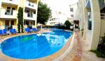 Holidays at Club Evin Apartments in Marmaris, Dalaman Region