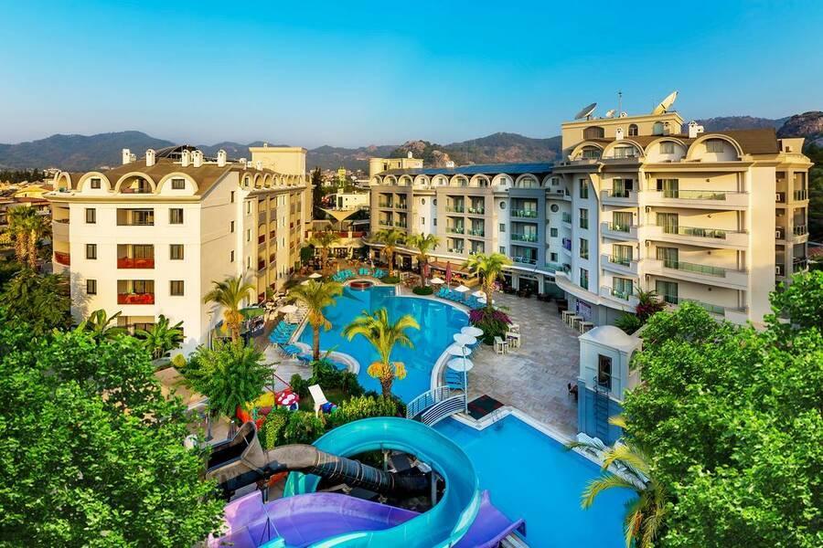 Holidays at Costa Mare Suites in Marmaris, Dalaman Region