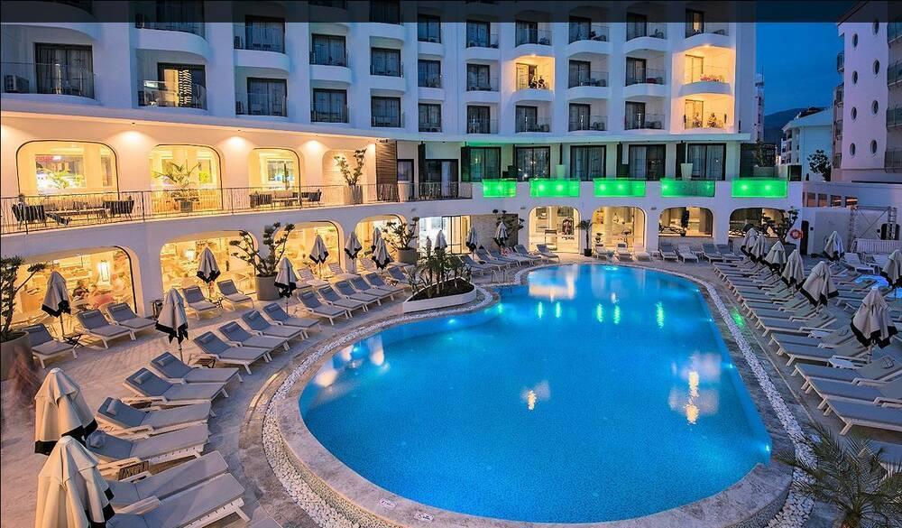 Hotel Lalila Blue By Blue Bay Platinum  Marmaris  Dalaman Region  Turkey  Book Hotel Lalila Blue