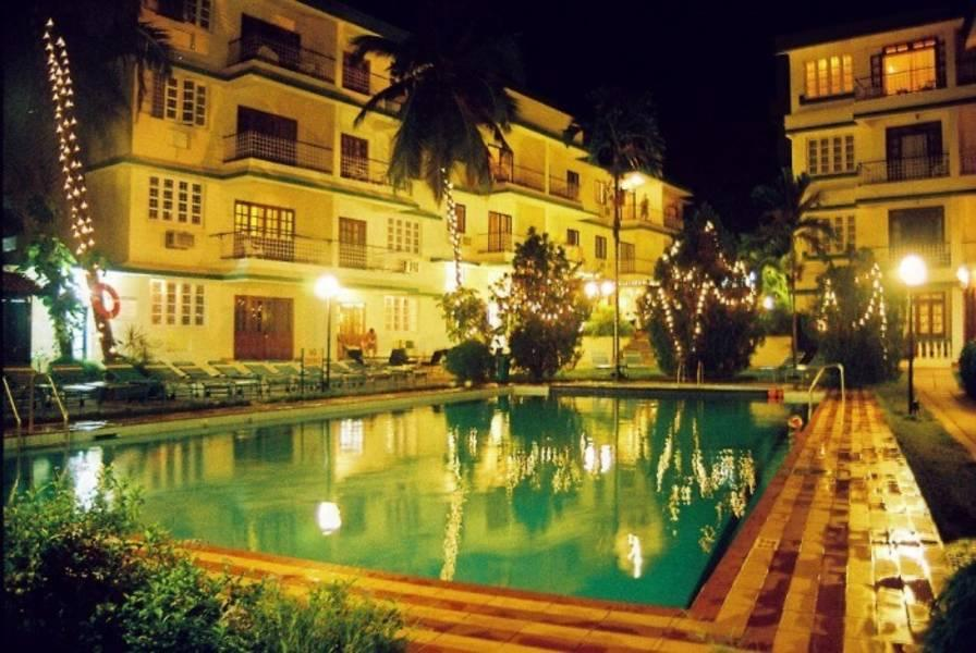 Holidays at Prazeres Hotel in Candolim, India