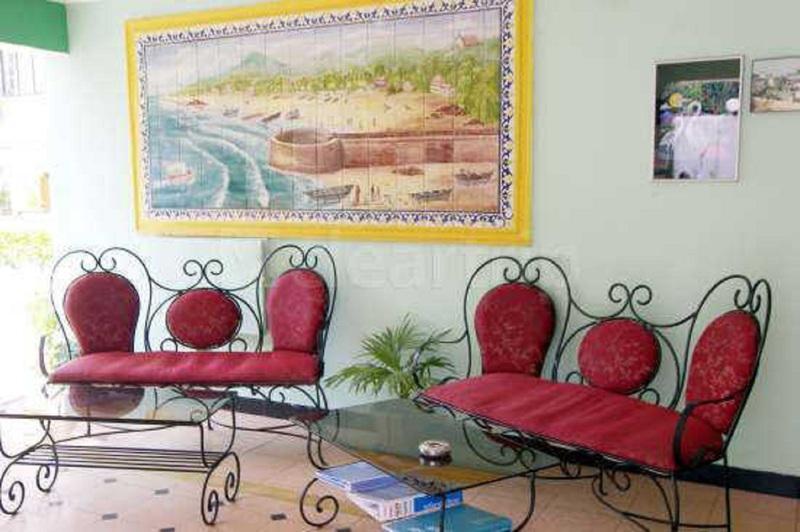 Holidays at Santa Monica Resort Hotel in Calangute, India