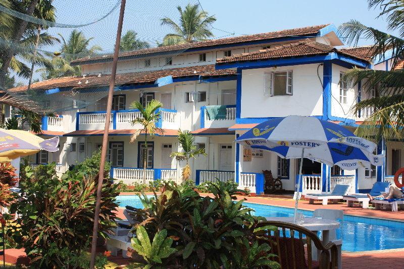 Holidays at Dona Sa Maria Guesthouse in Cavelossim Beach, India
