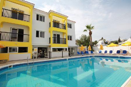 Holidays at Flora Maria Apartments in Ayia Napa, Cyprus