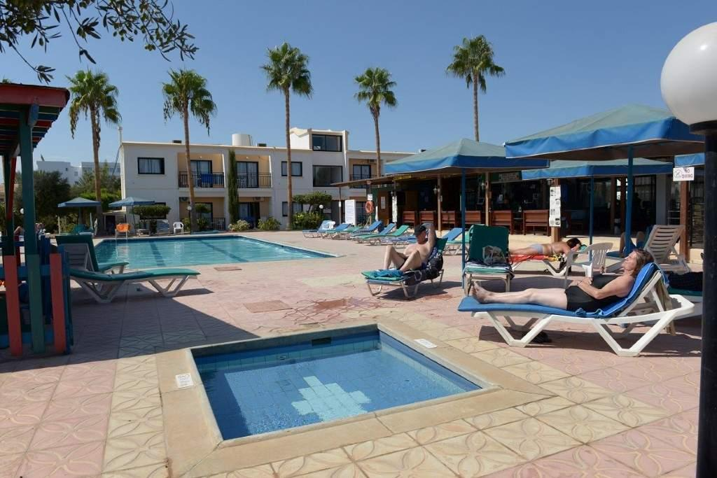 Holidays at Carina Apartments in Ayia Napa, Cyprus