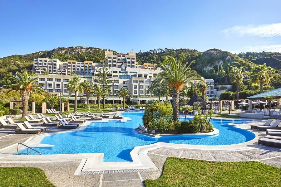Holidays at Sheraton Rhodes Resort Hotel in Ixia, Rhodes