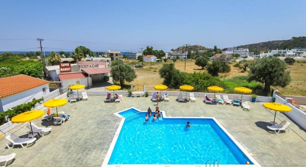 Holidays at Butterfly Studios in Faliraki, Rhodes